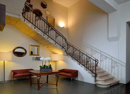 stile liberty e design contemporaneo all'hotel lido palace di riva ... - Arredo Bagno Riva Del Garda