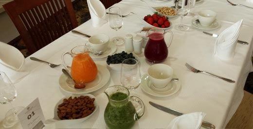 Nella cucina degli hotel LifeClass salute e piacere al primo assaggio