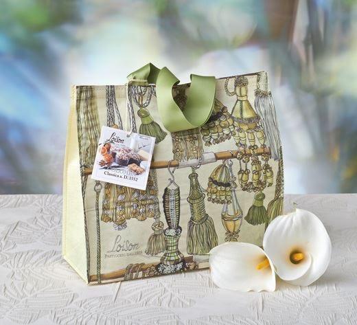 Il gusto delle colombe artigianali Loison nella nuova shopper by Sonia Design