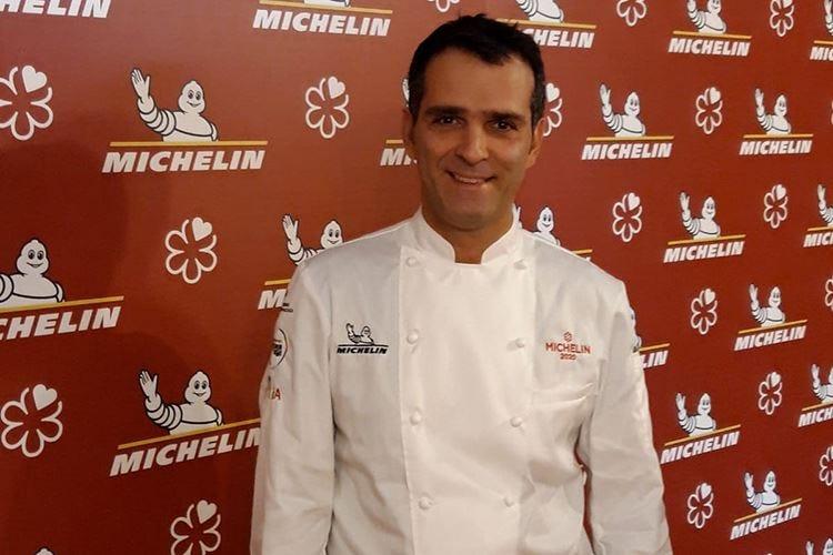 Luca Landi riporta la stella Michelin al Lunasia