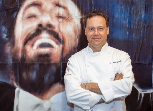 La cucina modenese di Luca Marchini al Pavarotti Milano Restaurant ...