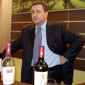 Nuova guida per l'Unione italiana vini Lucio Mastroberardino presidente