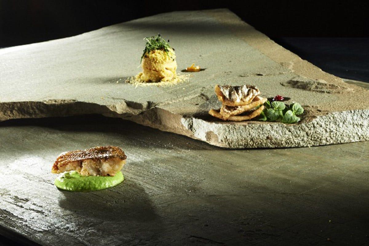 Chef Luigi Gandola Salice Blu Pesci di lago e di fiume nel menu di 42 ristoranti