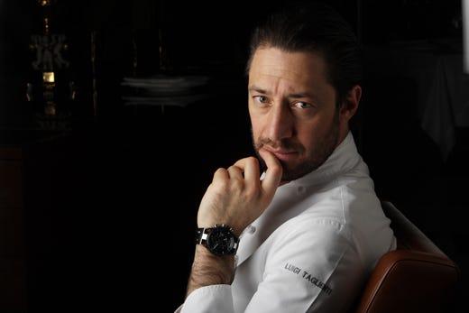 Flying with the stars 3 chef stellati volano a miami per for Luigi taglienti chef