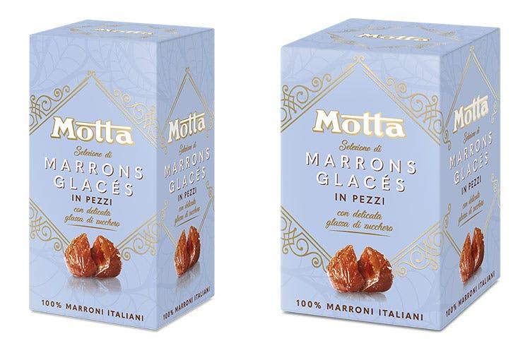 Il gusto dei Marron Glacés Motta E il Natale ha un sapore diverso