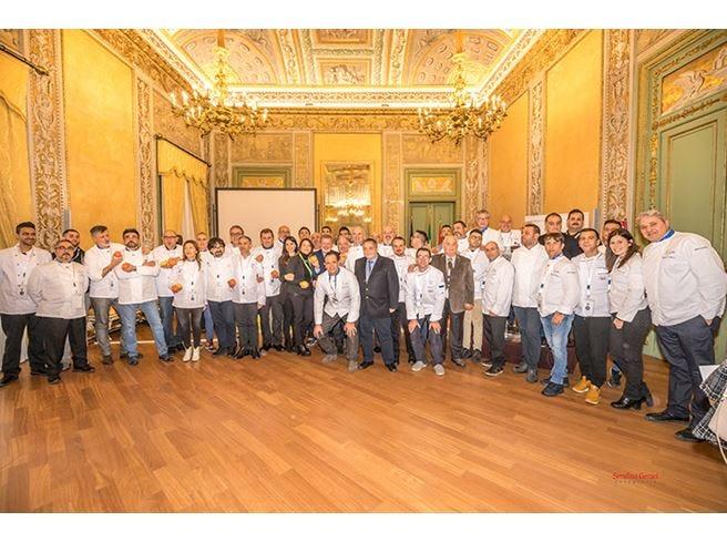 Euro-Toques, 1° Congresso Sicilia Presentata la Guida 2019 con 242 soci