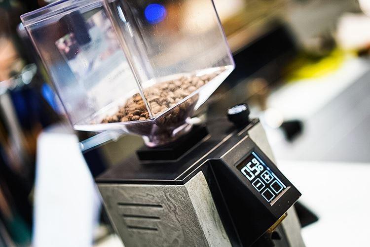 Macinacaffè di fascia premium L'ultima novità di Eureka