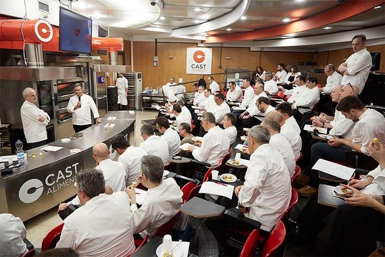 Maestri e pastry chef protagonisti al 25° Simposio Tecnico di AMPI
