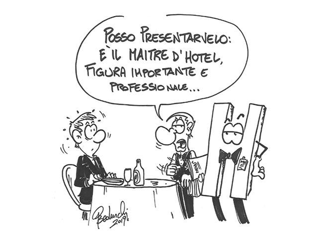 Maître d'hotel, una professione insostituibile e al passo con i tempi