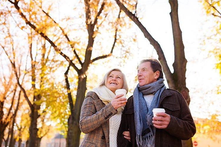 Malanni stagionali dietro l'angolo Coprirsi, muoversi e mangiare sano