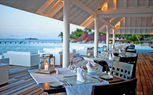 Le Maldive, un vero paradiso... gourmet con la cucina dei Jeunes restaurateurs