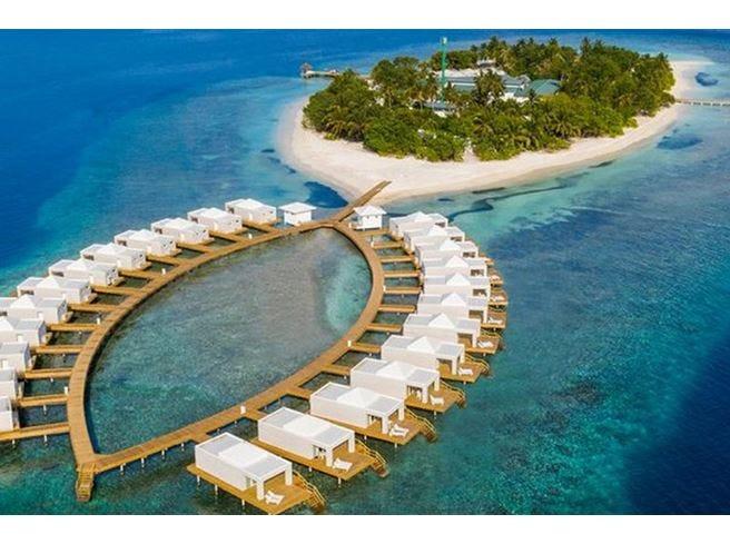 Maldive all inclusive al Sandies Bathala Resort