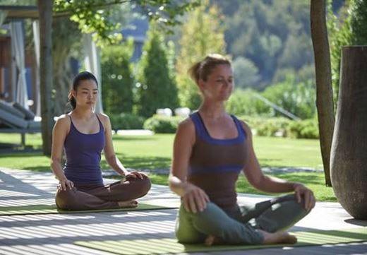 Mandarin Oriental, attività e menu bio per festeggiare il Global wellness day