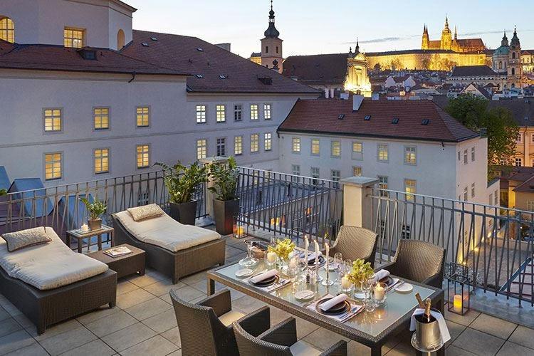 Mandarin Oriental Prague Nuovo pacchetto dedicato alla cucina ceca