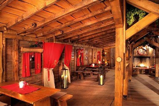 Al Mandarin Oriental Geneva, £$Le Chalet$£ Un rifugio invernale nel cuore della città