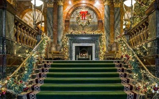 Mandarin Hotel London