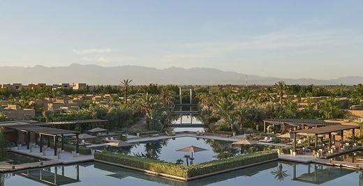 Al Mandarin Oriental, Marrakech offerte speciali per la Biennale