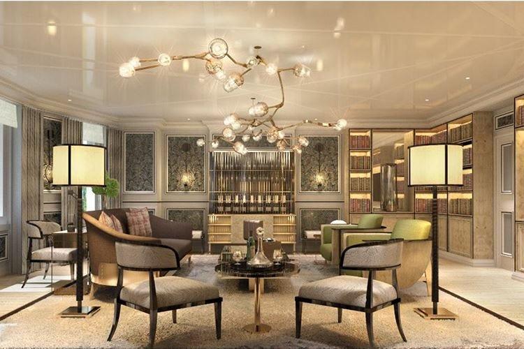 Mandarin Oriental Hyde Park, London Restauro milionario tra lusso e comfort