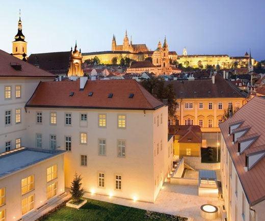 Mandarin Oriental attira a Praga gli amanti della musica