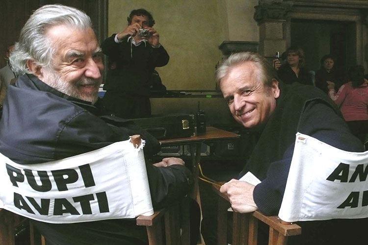 Mangiacinema a Salsomaggiore Terme Omaggio ai fratelli Antonio e Pupi Avati
