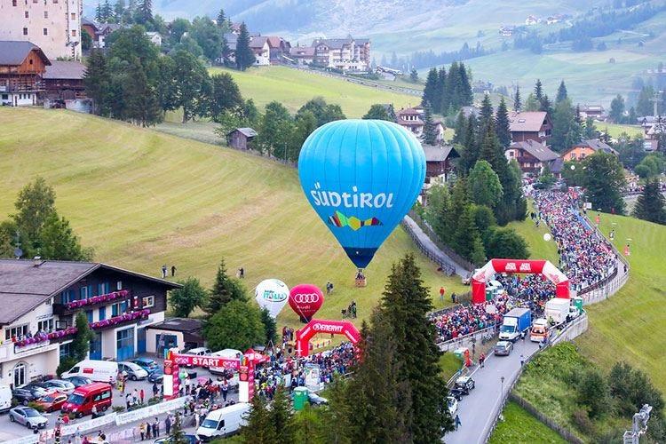 Maratona delle Dolomiti 2020 Si corre all'insegna dell'Arte