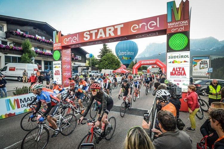 Maratona dles Dolomites Ancora posti liberi per partecipare