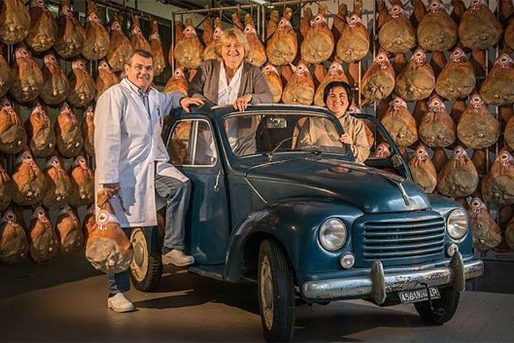 Da Marco D'Oggiono Prosciutti Passione per la qualità dal 1945