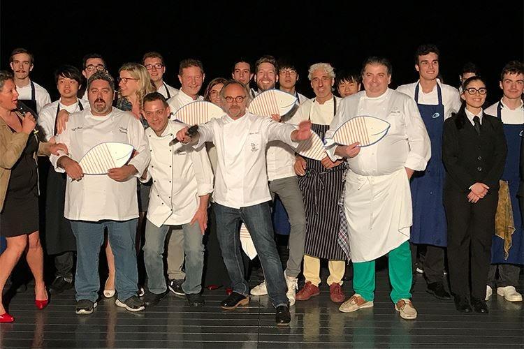 Marco Sacco lancia Gente di Lago «L'acqua dolce, uno stile di vita in cucina»