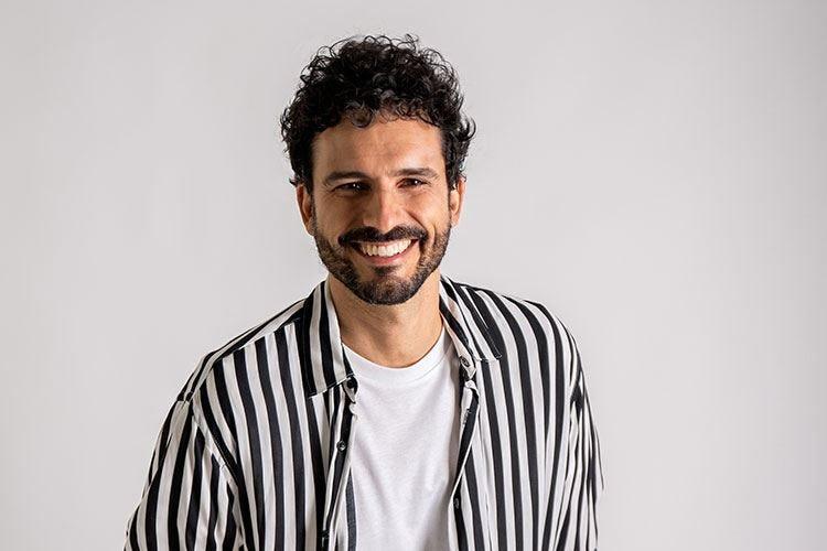 Marco Bianchi fra cibo, tv e scienza: «Anche un dolcetto ogni tanto fa bene»