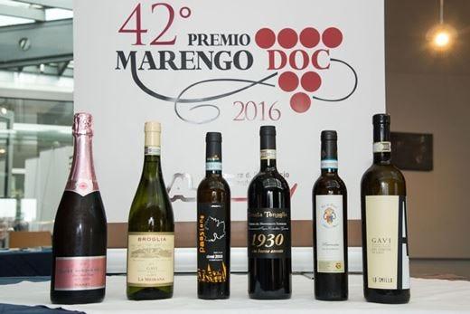 Premio Marengo d'oro 2016 a Banfi, Broglia, La Tenaglia e Bragagnolo