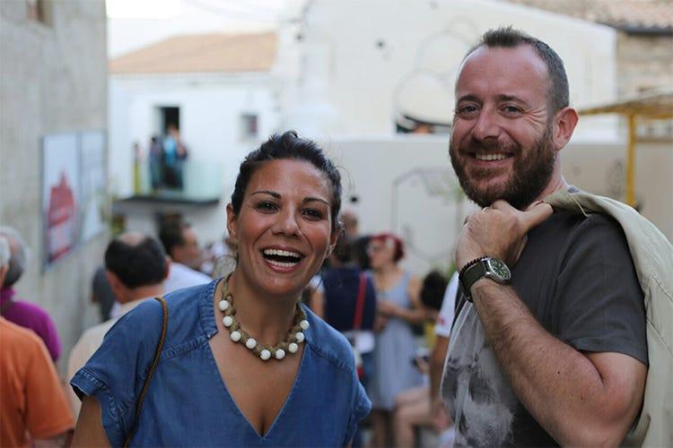 Mariangela Prestifilippo e Mauro Cutuli
