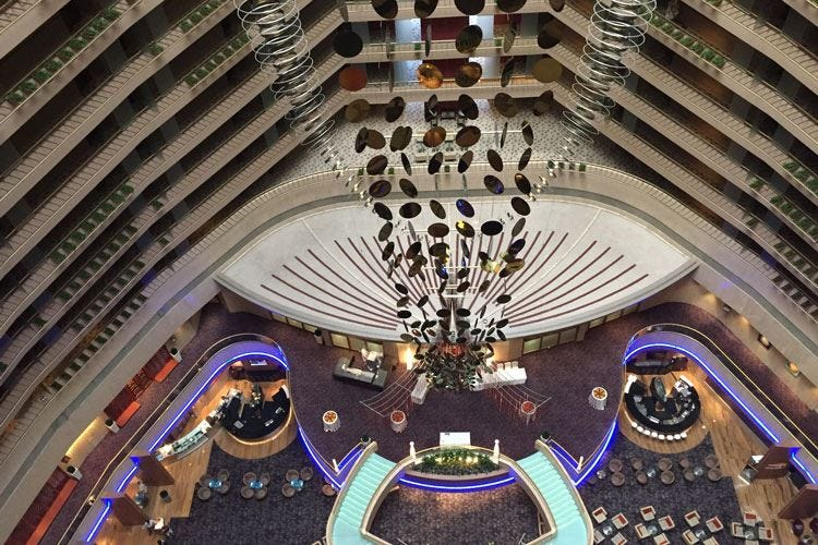Marina Mandarin nel cuore di Singapore 5 ristoranti sempre aperti e 575 camere