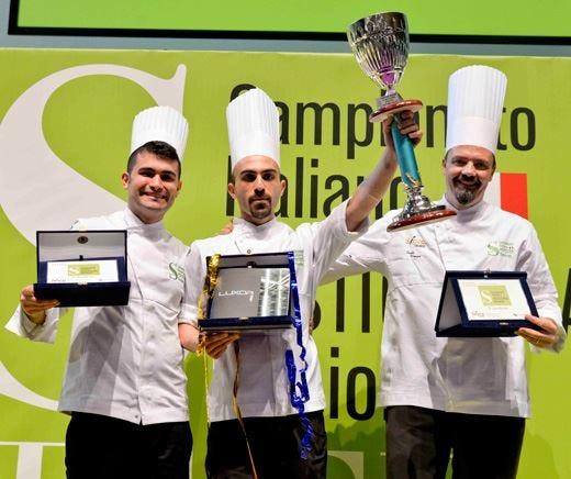 Lorenzo Puca e Giacomo Vannelli campioni della pasticceria e del bar