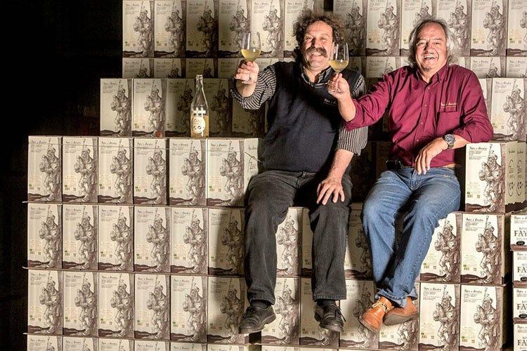 """£$Giri di vite$£. Lo """"Zero"""" che guarda all'Infinito: il vino di Pojer e Sandri"""