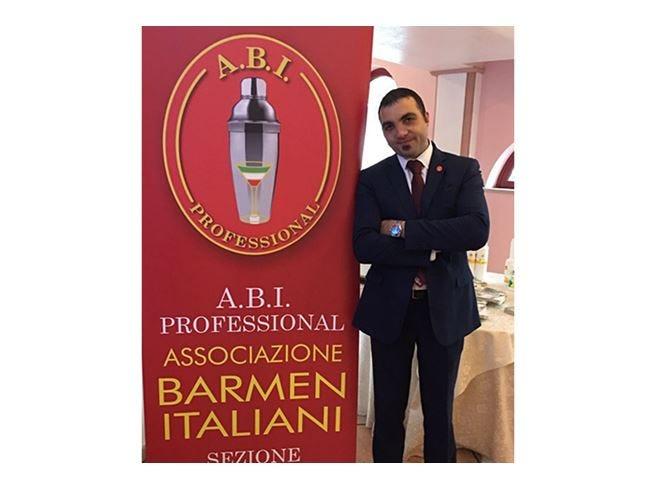 Mario Scialabba, barman per passione «Abi Professional mi aiuta a crescere»