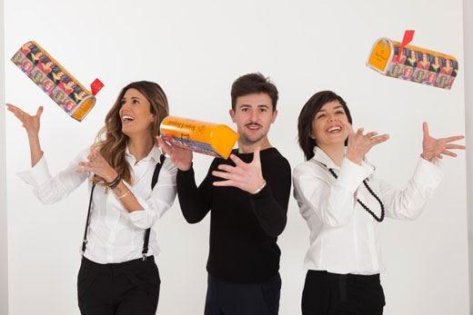 """Jeunesse e Madame POPsardin vincono i """"Veuve Clicquot re-creation Awards"""""""