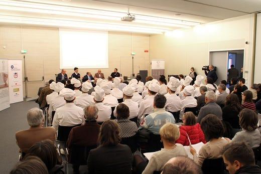 al master della cucina italiana 45 docenti qualificati per 20 ... - Master Cucina Italiana