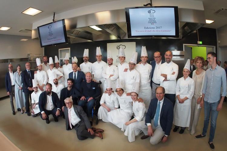 Master della Cucina italiana 2017 A chiudere l'anno Alfonso Iaccarino