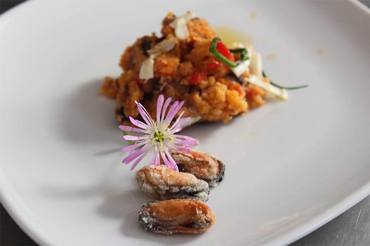 Maurizio Digiuni in cucina al Porticciolo Cucina di mare, rivisitata ...