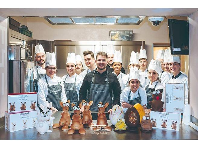 Maurizio Frau a Ifse Un seminario sulle uova di Pasqua