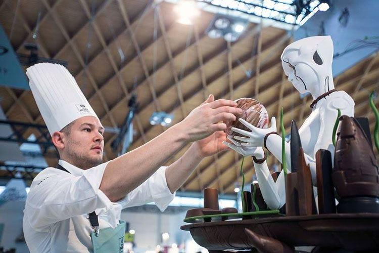Maurizio Frau Miglior maître chocolatier d'italia