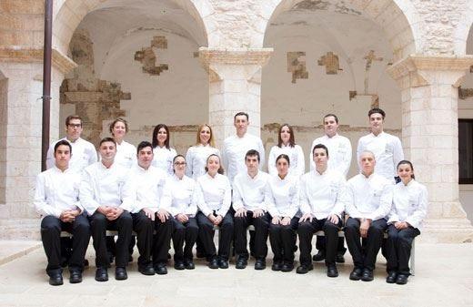 Alla Med School di Ceglie Messapica i prestigiosi corsi di cucina di Alma