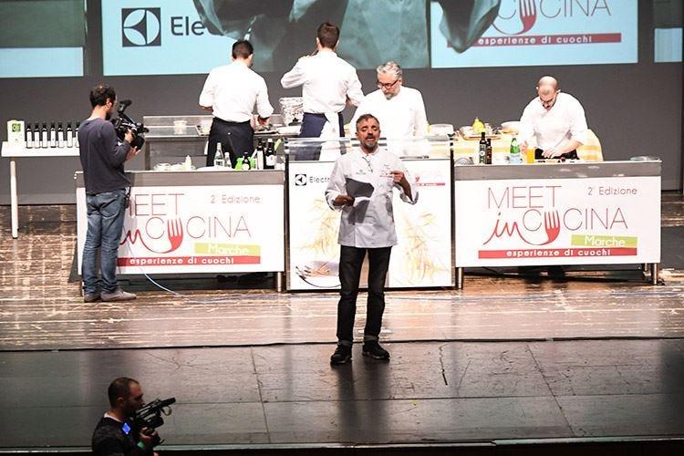 Meet in Cucina Marche a Senigallia Pubblico record per la 2ª edizione
