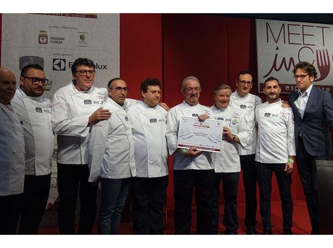 Meet in Cucina Puglia Stelle e formazione alla 1ª edizione
