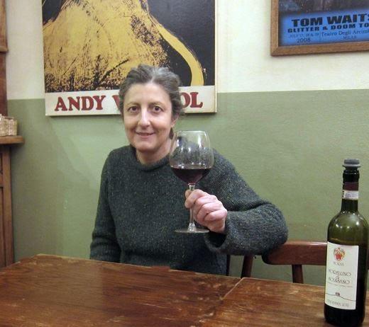 Melabevo wine cafè a Milano Poesia, buon vino e ospitalità