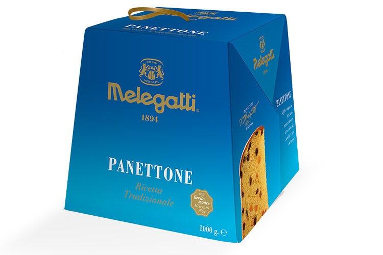 Il Panettone tradizionale di Melegatti - Melegatti, un concorso natalizio tra soffici pandori e panettoni