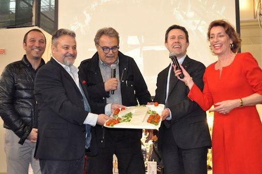 È festa al Mercato Centrale di Firenze In un anno più visitatori che agli Uffizi