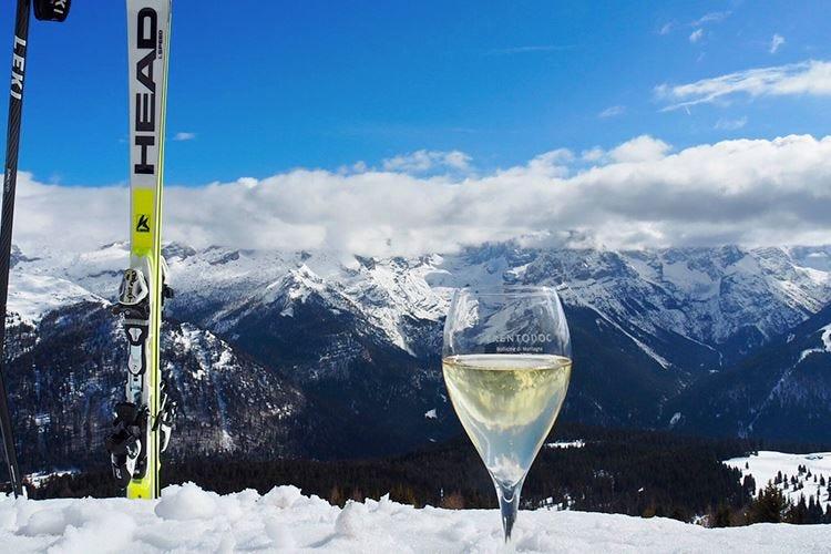 Il metodo Classico Trentodoc torna protagonista sulle Dolomiti
