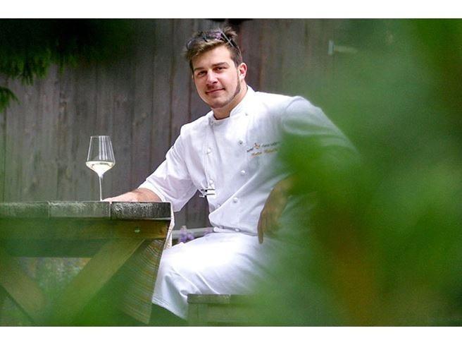 L'addio alle stelle di Matteo Metullio «Basta cucina, voglio fare il padre»
