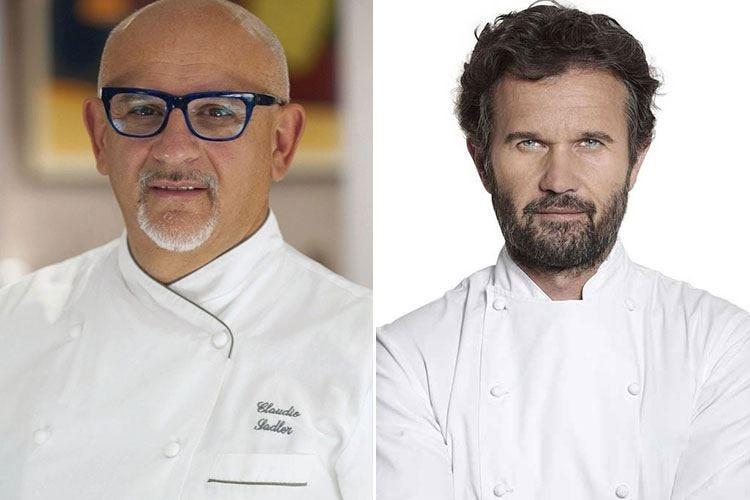 """Michelin, Milano un po' più """"buia"""" Un passo indietro per Sadler e Cracco"""
